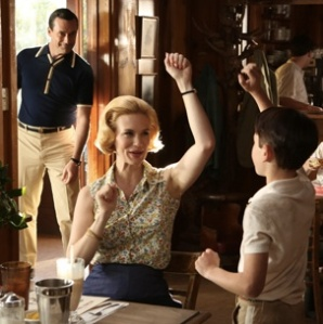 Don & Betty, Mad Men.