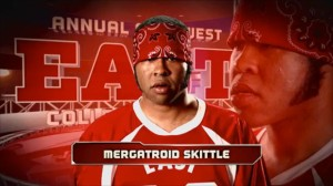 Megatroid Skittle, Key and Peele.